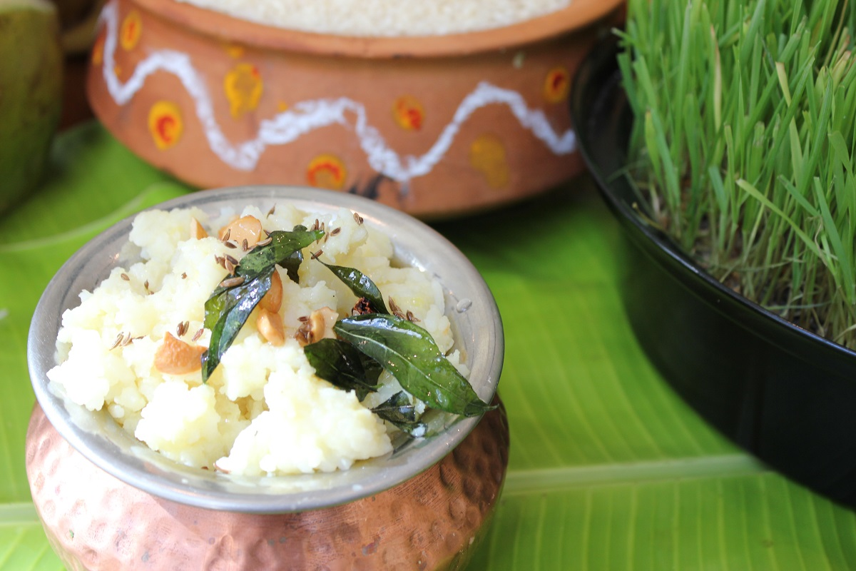 Celebrate Makar Sankranti With A Ven Pongal Recipe From Courtyard By Marriott's Executive Chef Sudhir Nair