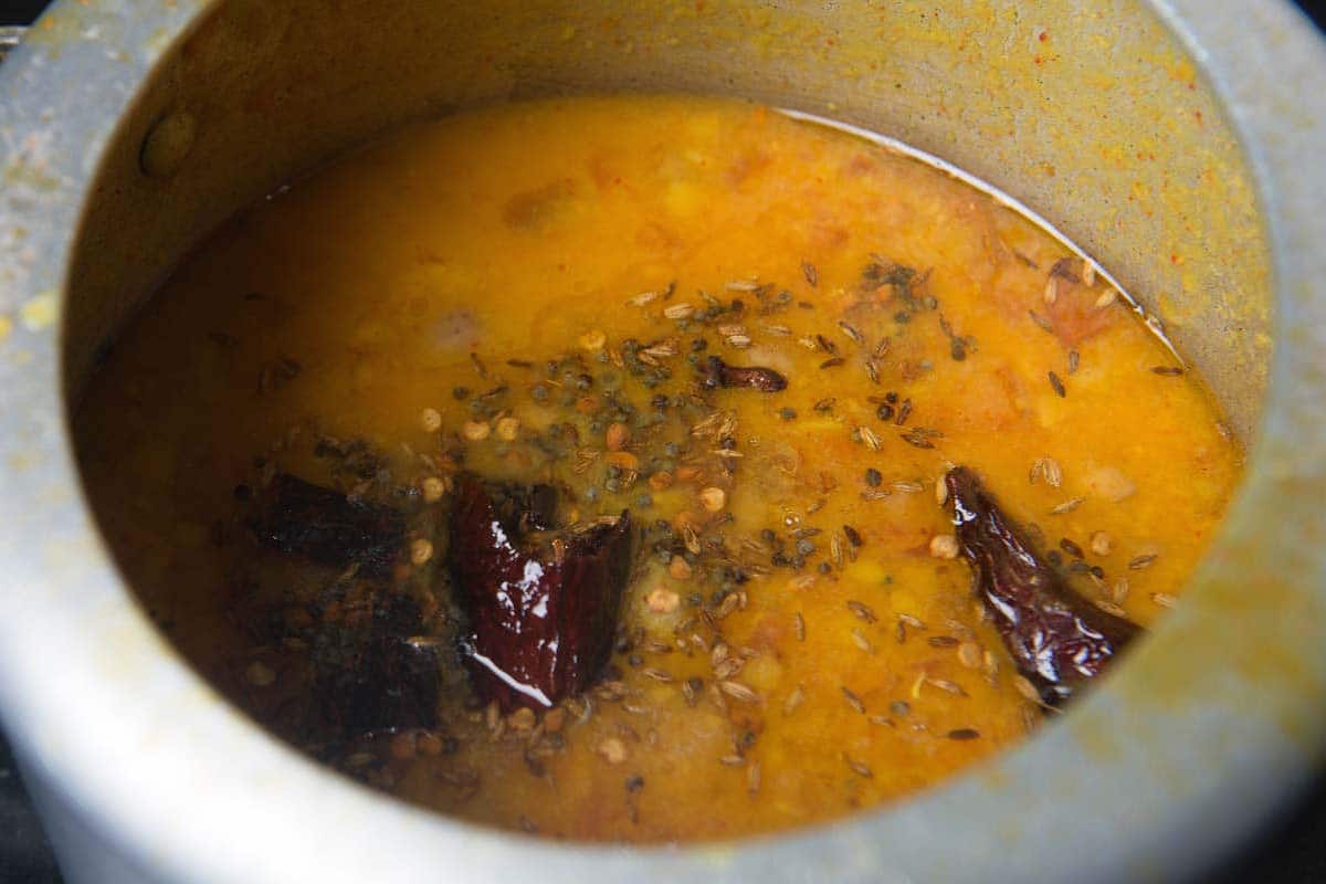 Amti Dal Recipe (Hindi)