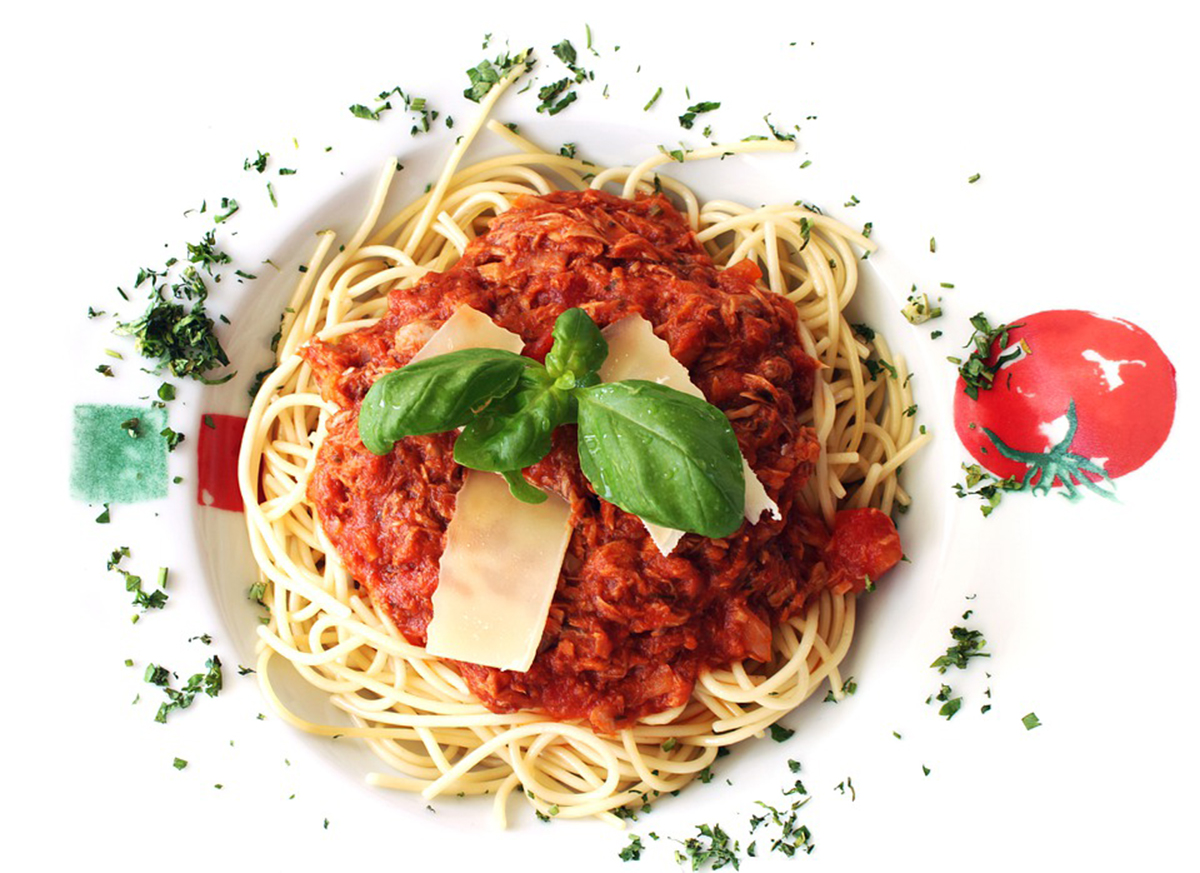 Suits Mike's Spaghetti Sauce Recipe