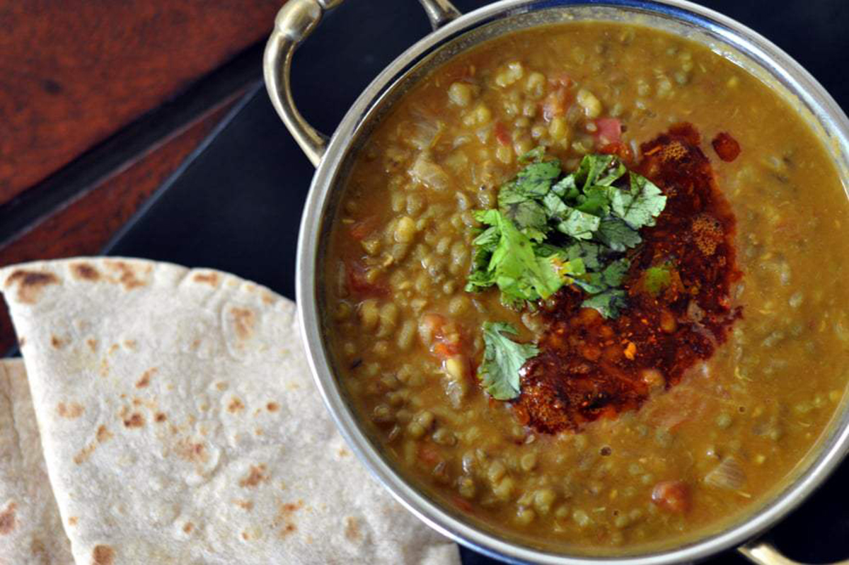 The Lunchbox Moong Dal Recipe