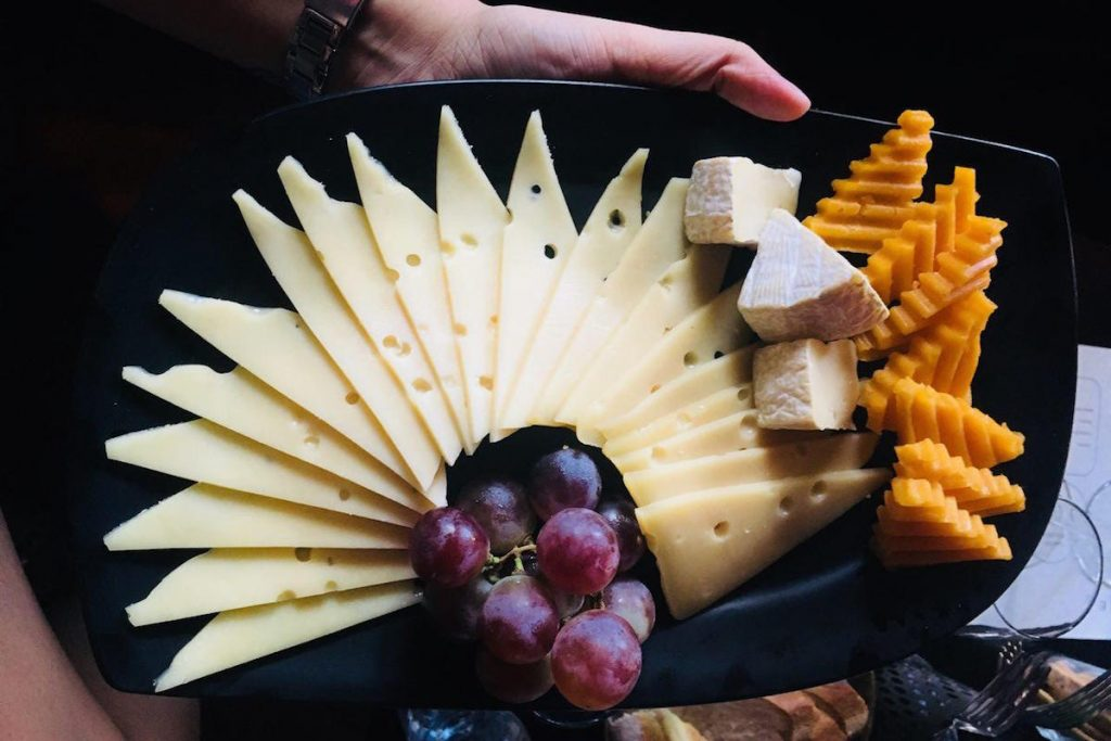 Love Affair With Wine, Truffles And Cheese!