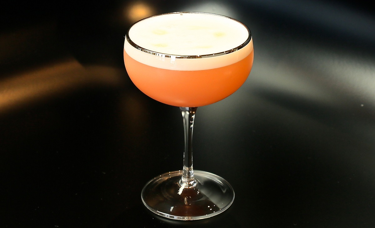 Aperol Flip Cocktail