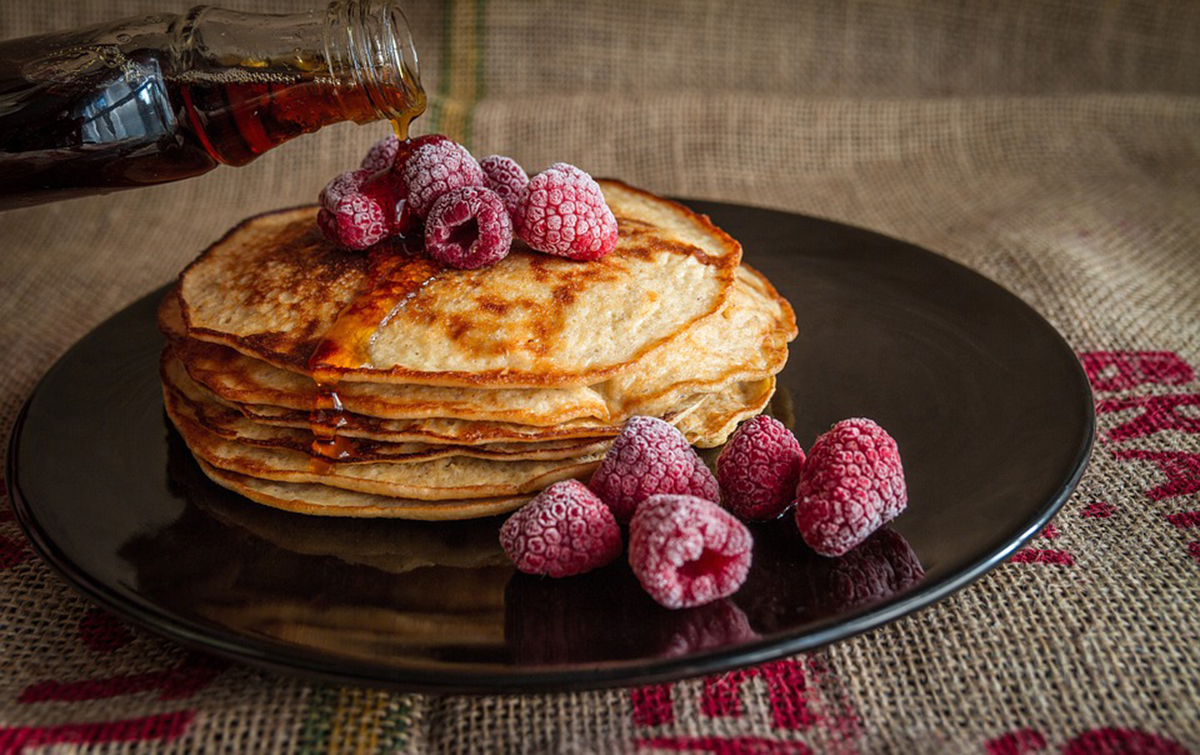 Fuller House Pancakes Recipe