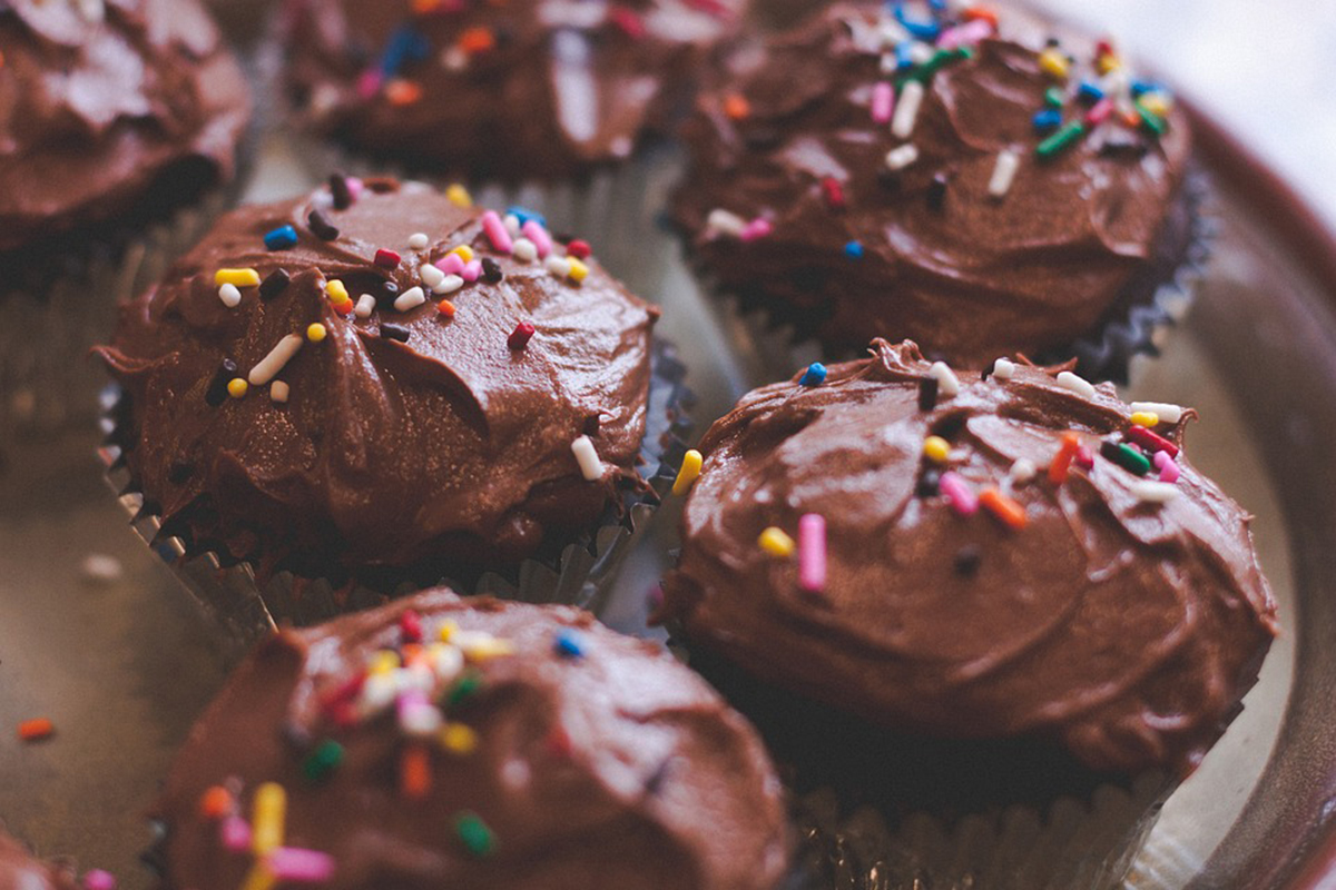 Fuller House Chocolate Cupcakes Recipe