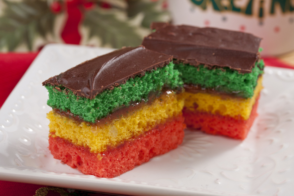 Children's Day Rainbow Cookies Recipe