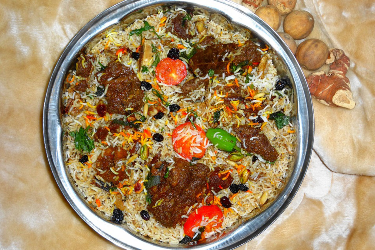 Little Things Keema Biryani Recipe