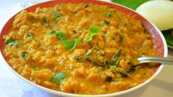 Vada Curry Recipe in Tamil