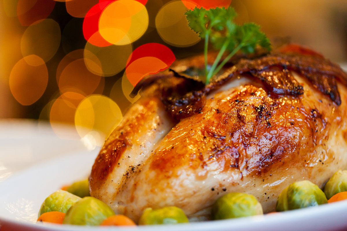 Christmas Apricot Turkey Recipe
