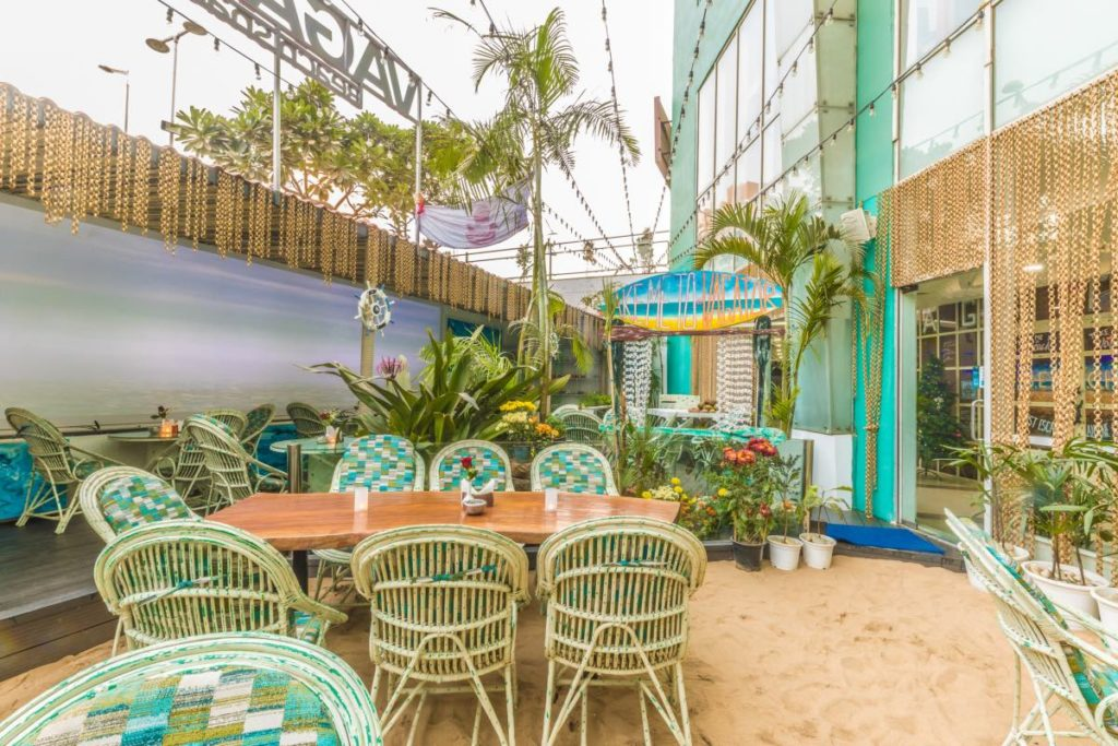 Vagator Beach Shack Cafe Just Opened In Delhi!