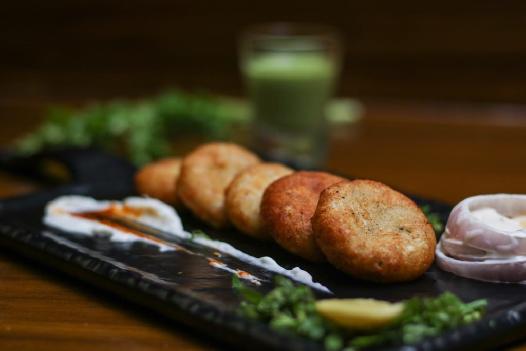 Indulge In A Vegetarian Grill Buffet At The Masala Grill