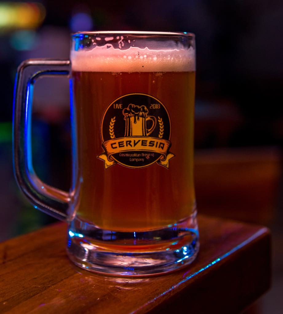 Try The All New Whiskey Beer At Just Rs 19 In Cervesia!