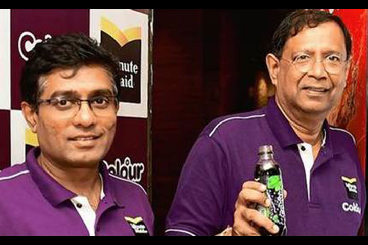 Minute Maid Colour Sparkling Grape Juice Launched In Tamil Nadu