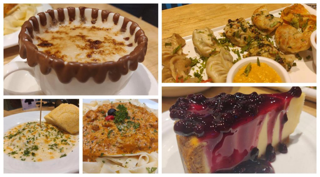 This Multi-Cuisine Cafe In GTB Nagar Is A Must Visit!