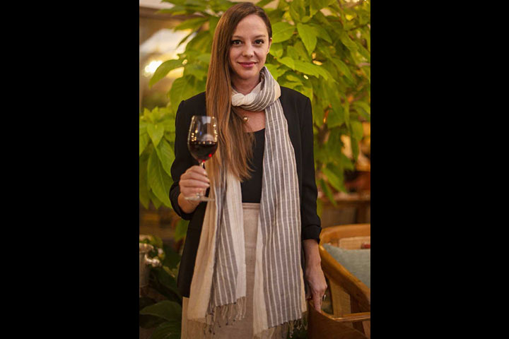 Leading Fine Wine Investment Firm Amphora Ties Up With Cecilia Oldne In India