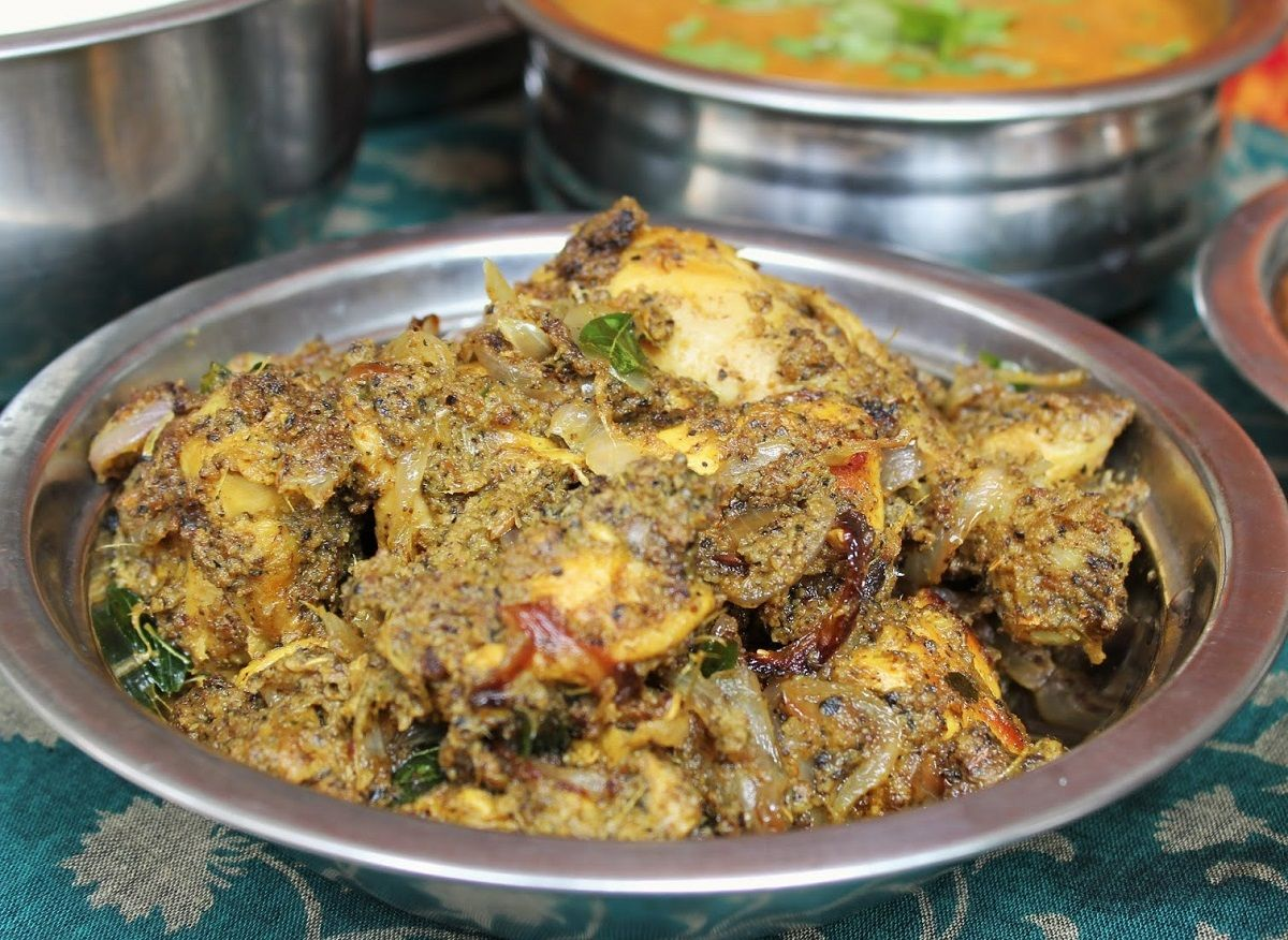 Chettinad-style-pepper-chicken-tamil