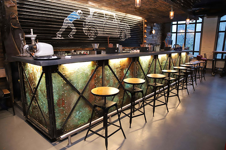 Get Ready to Park Yourself at Kolkata's Coolest All Day Bar