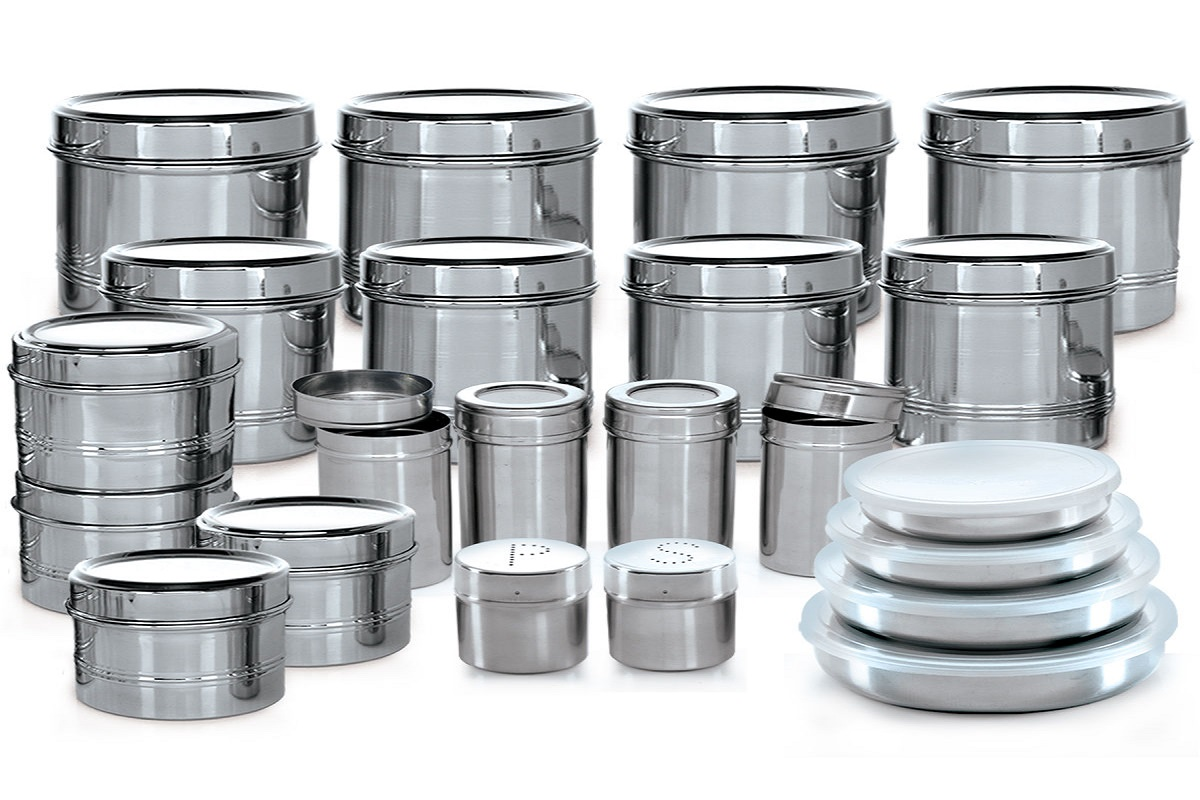 Stainless-Steel-Storage-Set