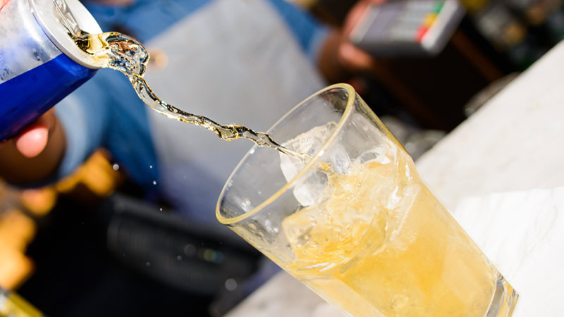 Drinking Vodka Redbull May Make You More Susceptible to Fight