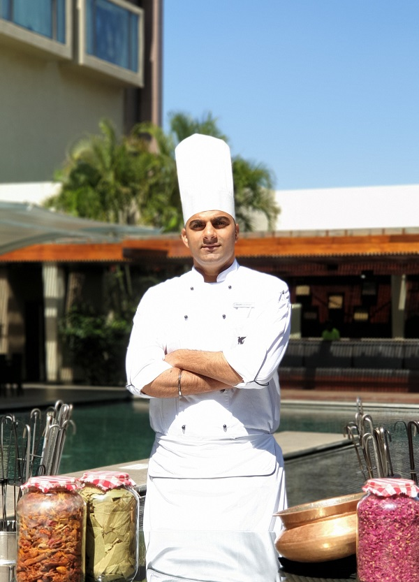 Spice Terrace at JW Marriott Has Launched A New Menu, And We Can't Wait To Try It Out!