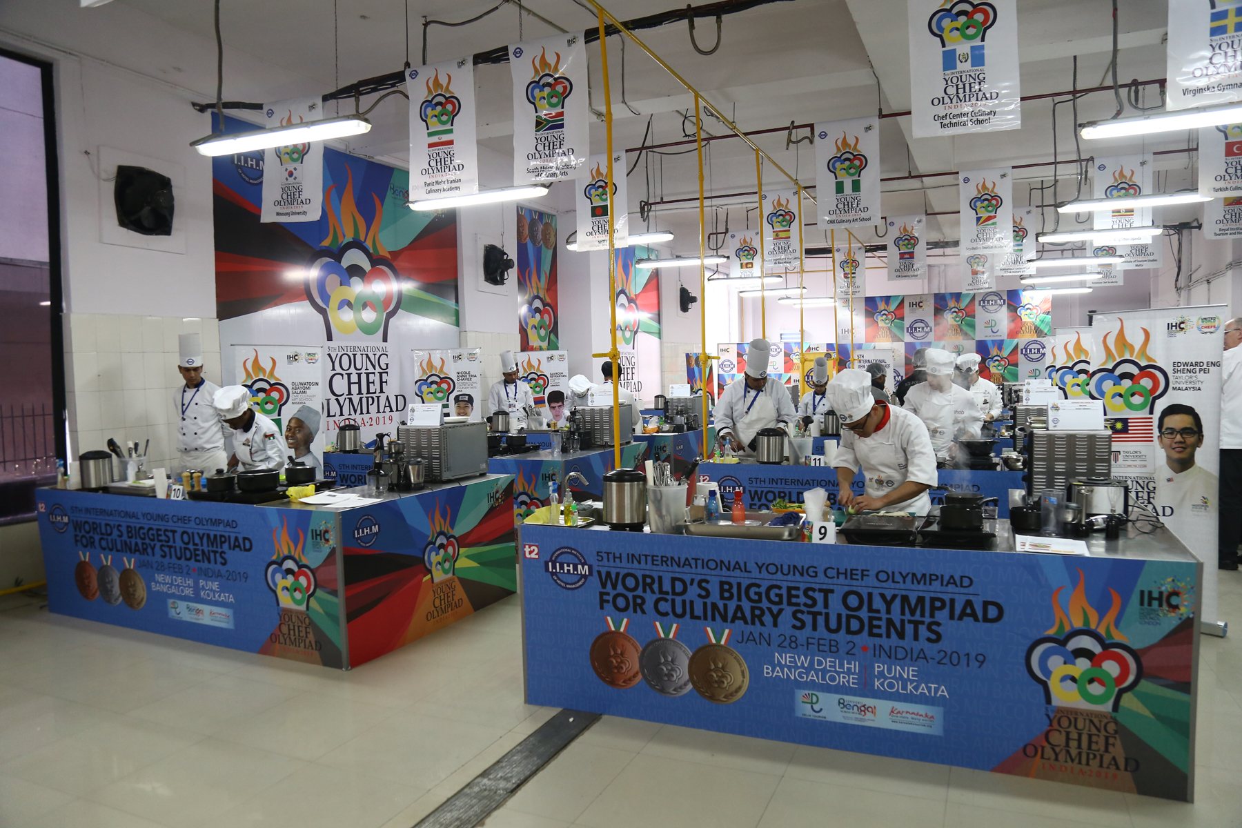 Cyrene Randrianasolo From France Wins 5th International Young Chef Olympiad