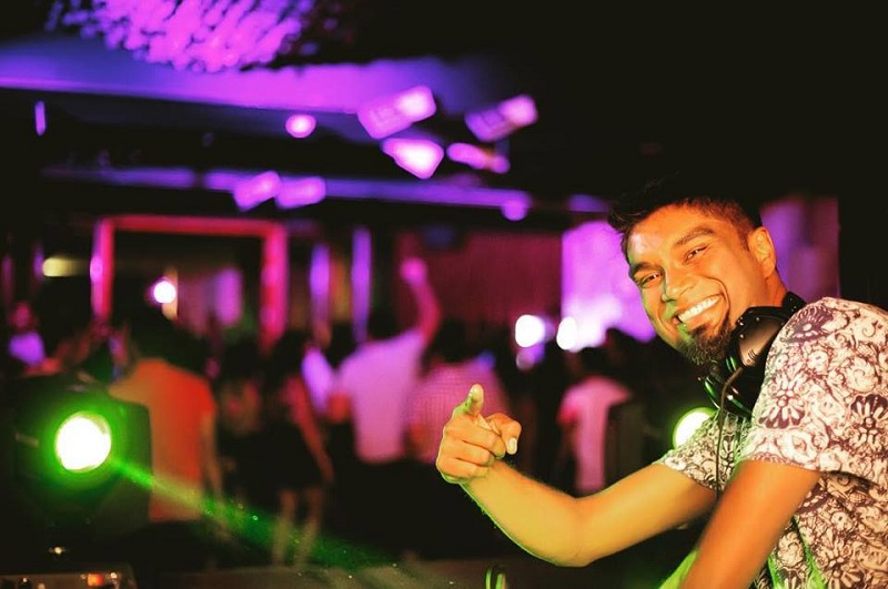 Enjoy An Electrifying Friday Night with DJ Silvr at HIGH Ultra Lounge