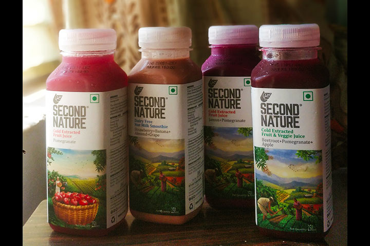 Indulging In The Goodness Of Juices By Second Nature