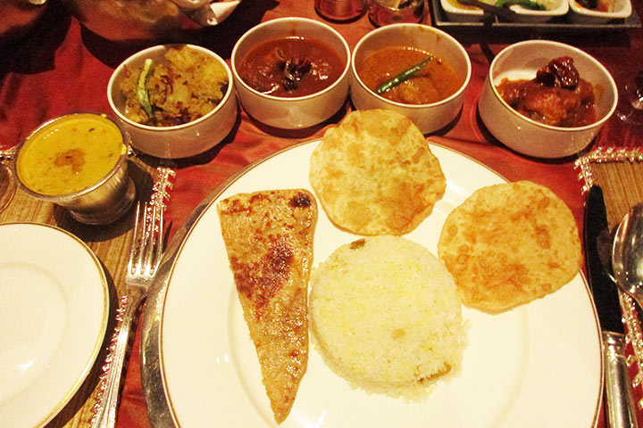 Piping Hot Luchi And The Best Of Bengali Cuisine At The Leela Mumbai
