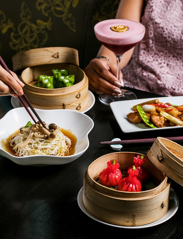 A Collaboration of Food, Culture and Fashion Awaits You As Yauatcha Celebrates Chinese New Year