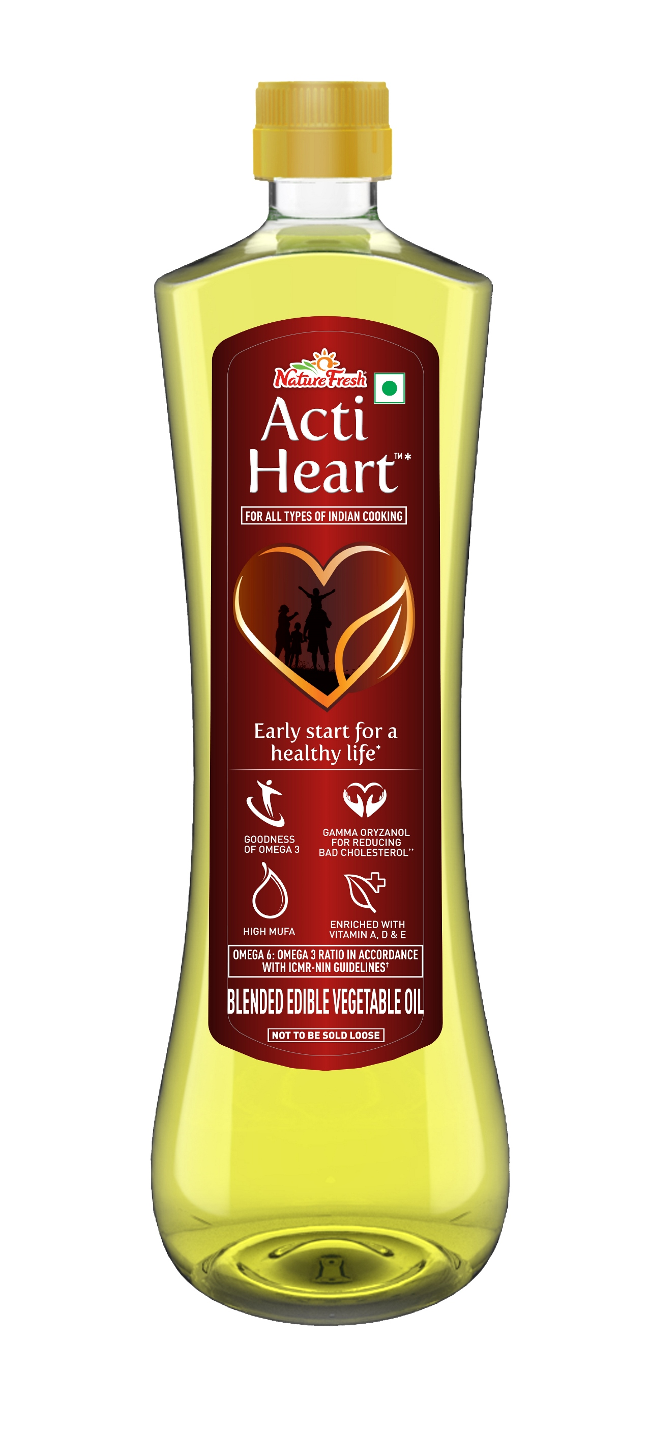 """Early Start To A Healthy Life"" With NatureFresh™ Acti-Heart 2019"
