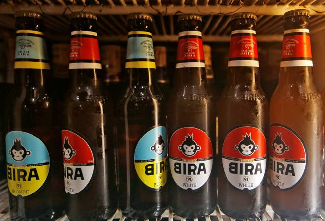 This Restaurant Is Giving Away Your 2nd Bira 91 At Just Re.1!