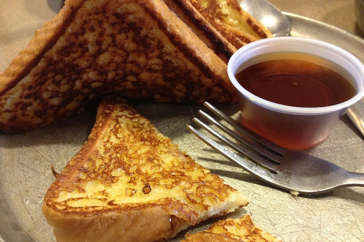 Young Sheldon MeeMaw's French Toast Recipe