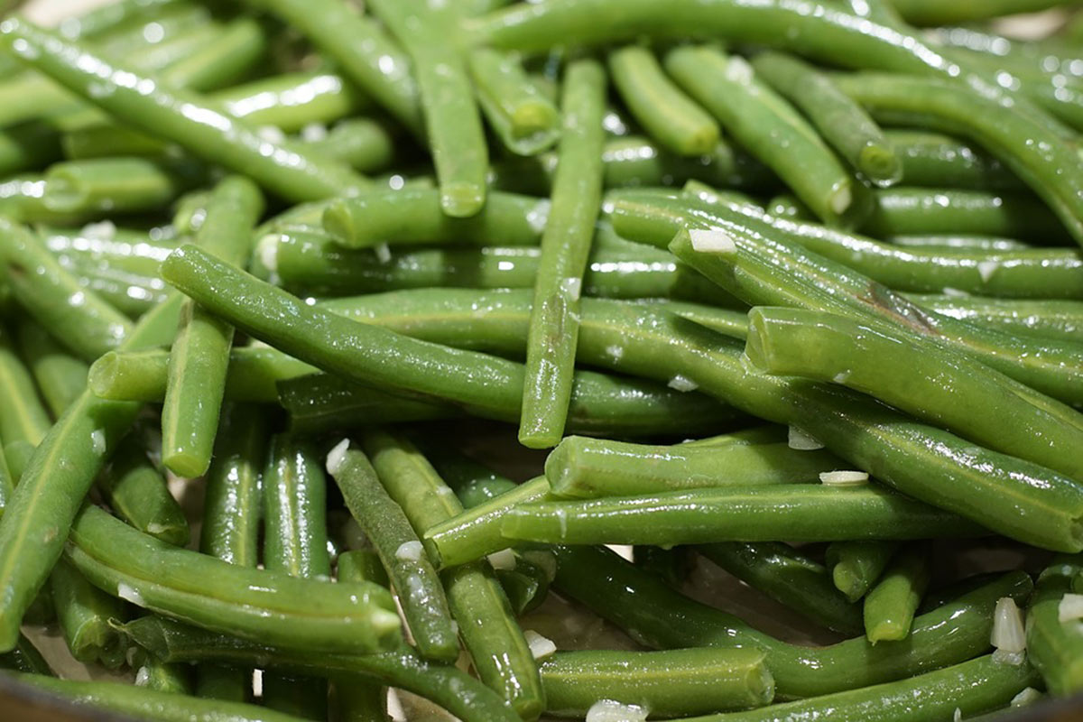 Young Sheldon String Beans Recipe