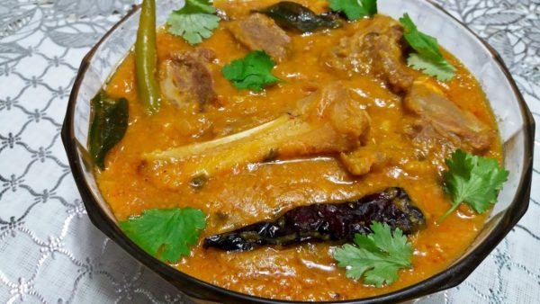 Mutton Dalcha Recipe