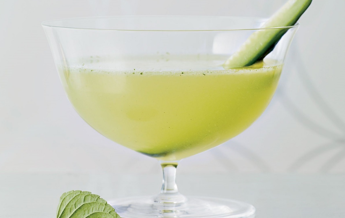 Silver Monk Cocktail
