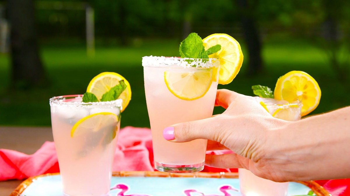 Pink Senorita Cocktail