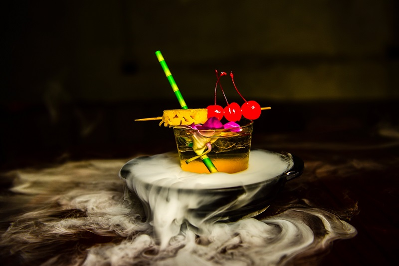 Get Tipsy The Tiki Way At Three Dots and A Dash JP Nagar