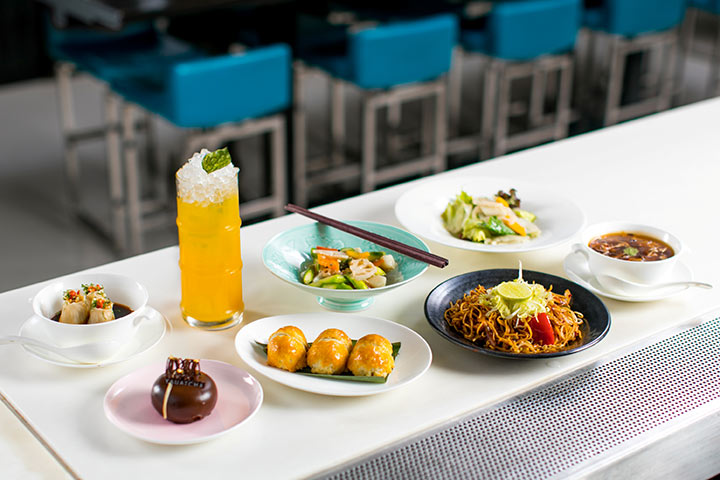 Celebrate The Best of Cantonese Cuisine with Yauatcha's Signature Six Course Supreme Taste of Yauatcha Experience