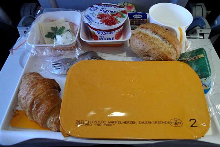 Healthy Indian Food To Be Served On Air India Flights