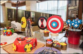Special Sunday Brunch With Your Favourite Superheroes At  Sheraton Hyderabad Hotel Gachibowli