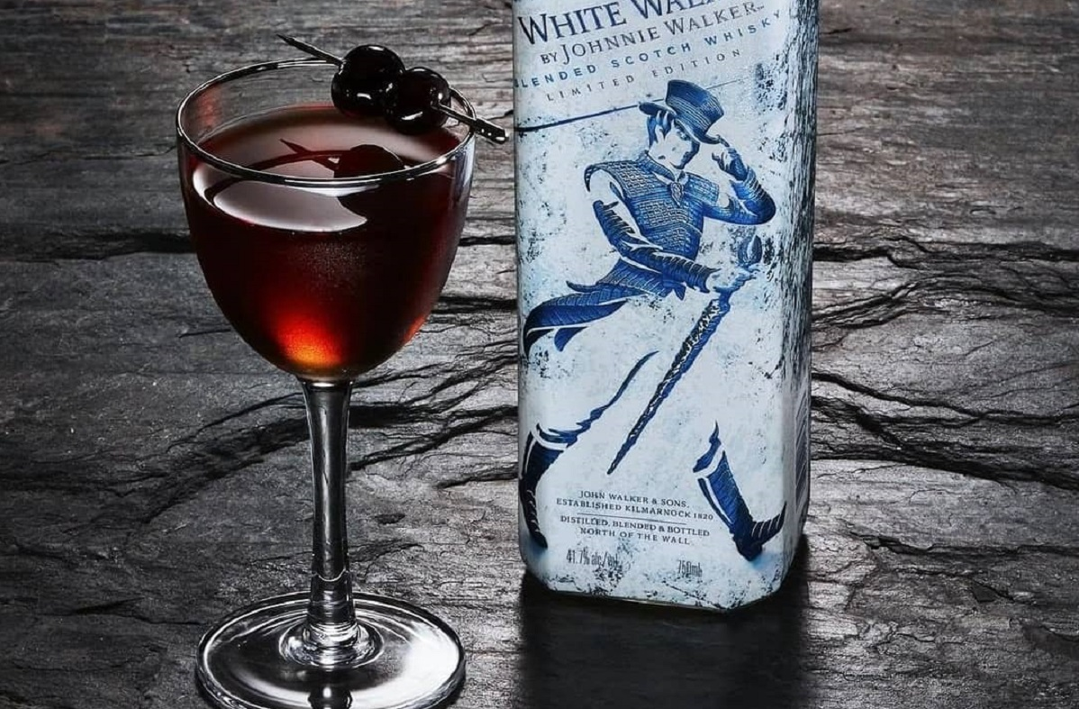Sword In The Darkness Cocktail