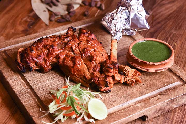 Relishing A Regal Feast From Rajasthan In The City Of Dreams