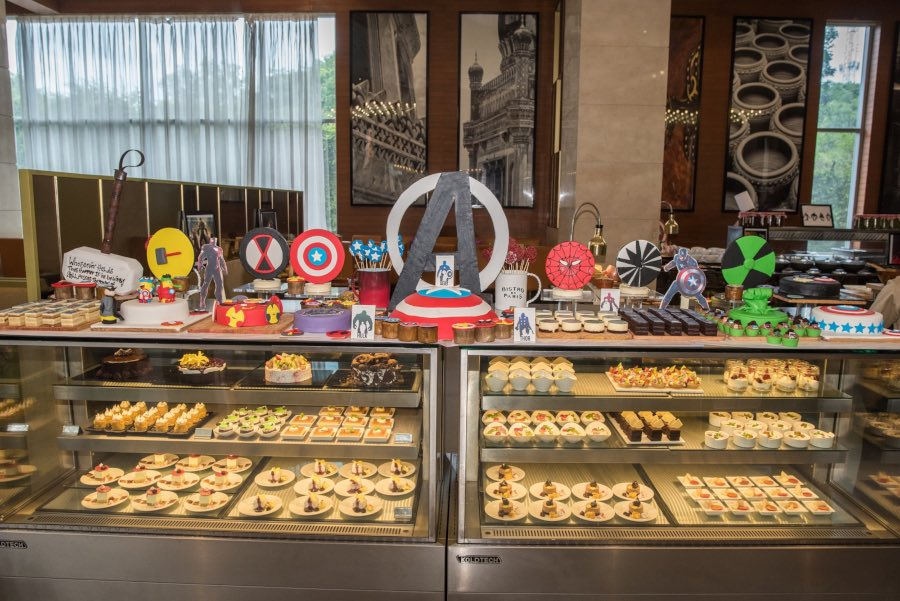 Grab A Special Sunday Brunch With Your Favourite Superheroes At  Sheraton Hyderabad