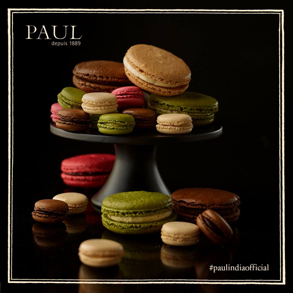 Easter Delicacies @ Paul – Café, Bakery, Restaurant and Bar in Gurugram!