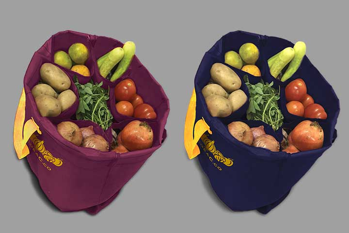 Ecosac Launches Eco-Friendly Veggie Bag For Grocery Shopping
