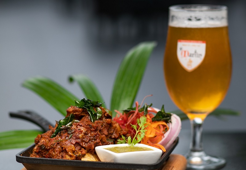 Soak up the Summer Sun in Style With A Variety Of Brews at Spice Terrace