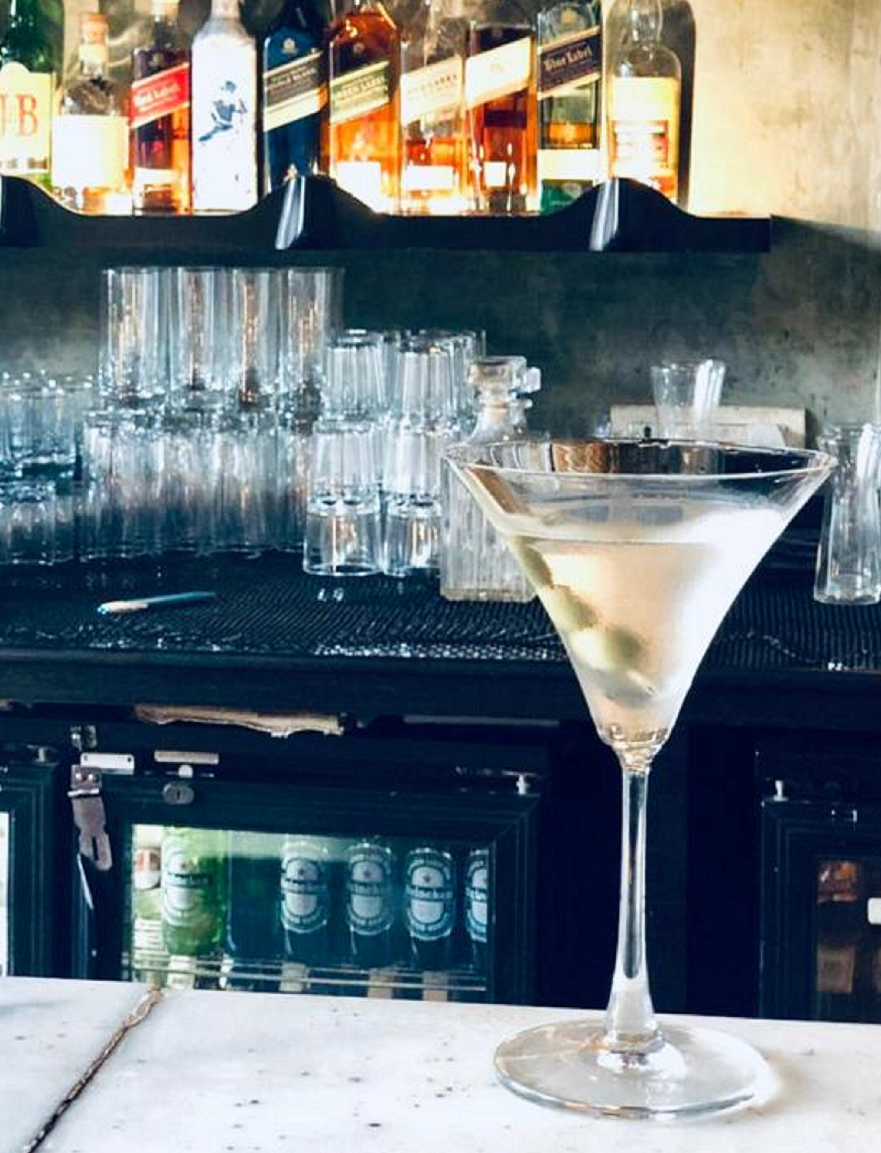 Celebrate Father's Day With A Martini On The House At The Daily Bar & Kitchen
