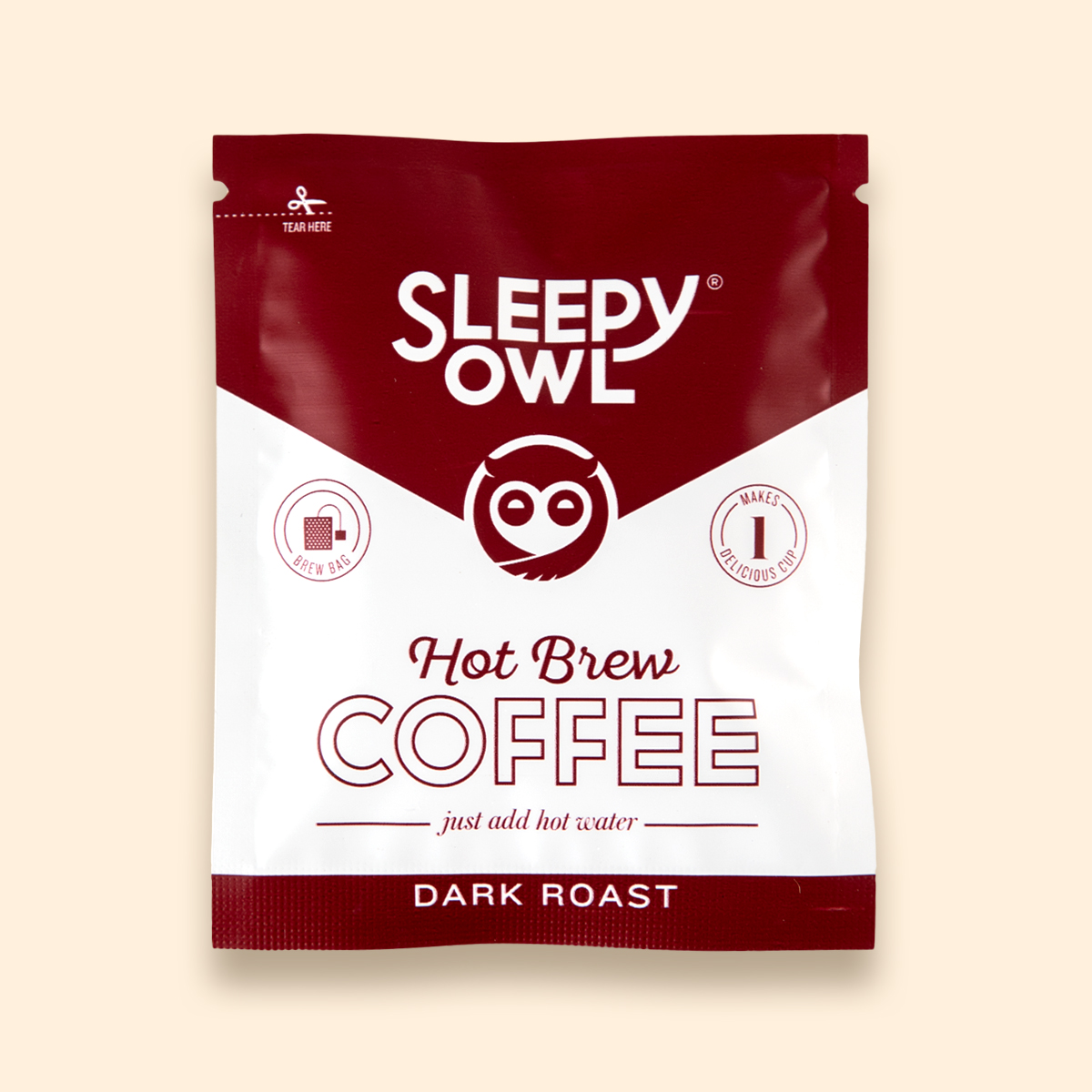 SLEEPY OWL Brings To the Indian Consumer 100% Biodegradable, Equipment Free, On the Go Coffee