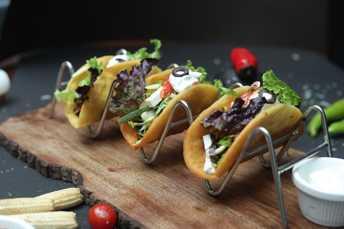 Catch The Mexican Food Festival At Vapour Bar Exchange!