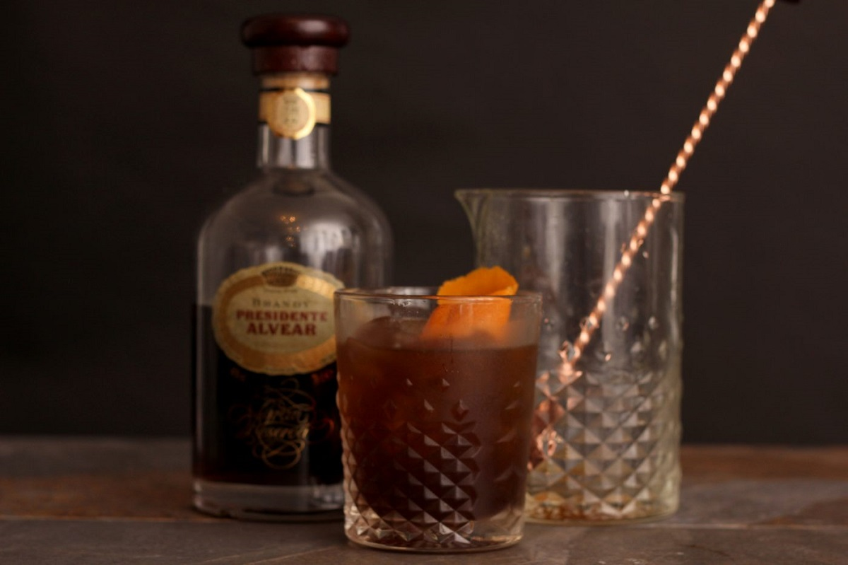 Belvedere Chocolate Old Fashioned