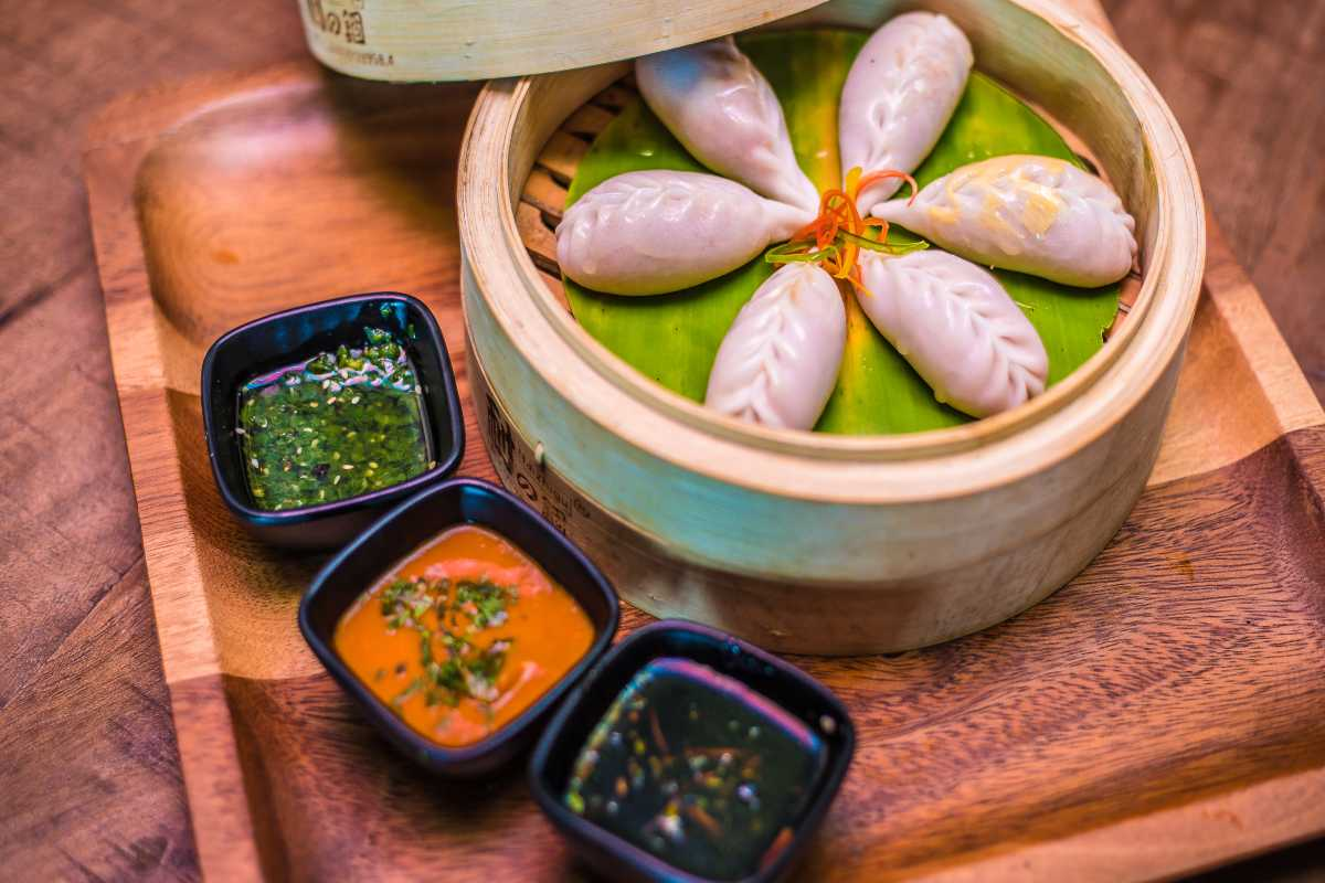 Gorge On Time Machine's Insane Variety Of Dim Sums Foodies!